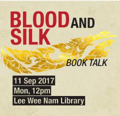 Talk: Blood and Silk