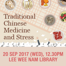 Talk: Traditional Chinese Medicine and Stress