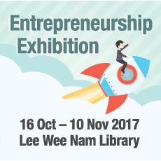 Entrepreneurship Exhibition by World Scientific