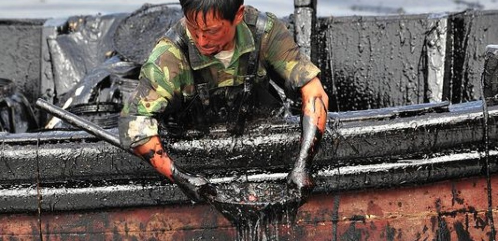 Oil Spills in Singapore
