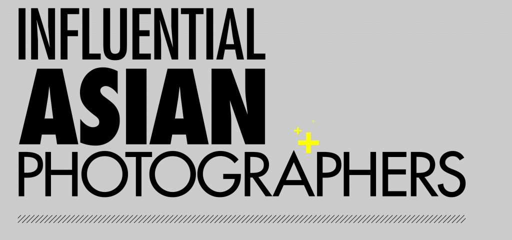 Influential Asian Photographers-for blogs