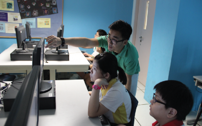 Children IT workshops
