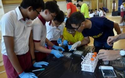 Science Appreciation Workshop