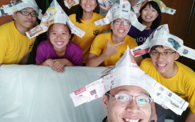 Crespion GiveBack Day 2017