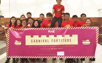 Carnival Fortitude