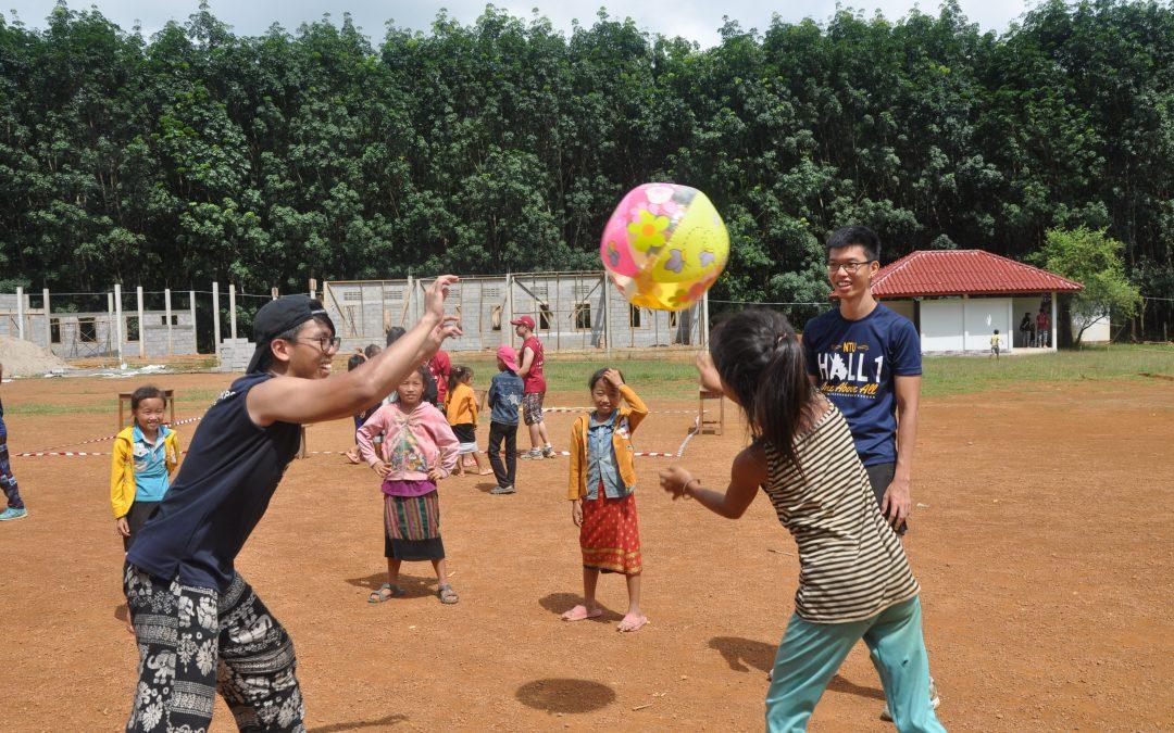 Project Ohana: Mega School Project