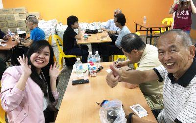 Smartphone Workshop @ Yuhua Community Club