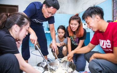 Overseas Volunteering Expedition 2018