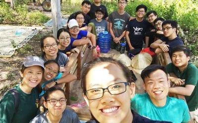 CEE-Laos Mega School Project II 2018