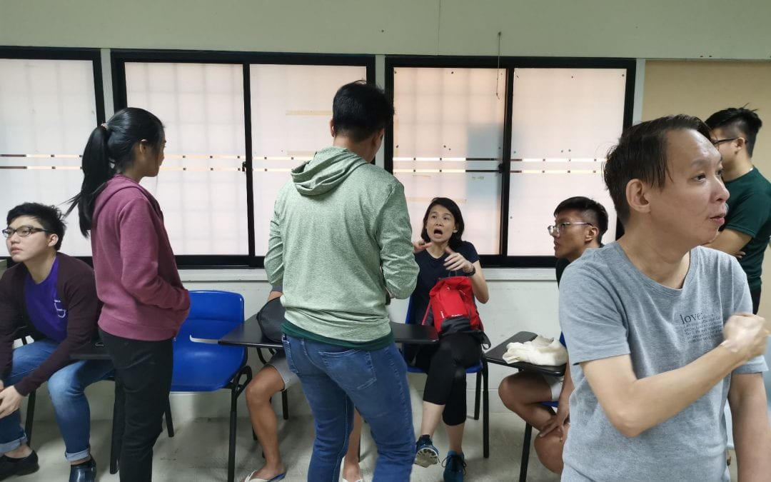 First Aid Workshop for the Deaf Community