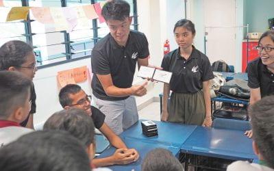 Green Workshop For Students