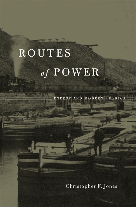 BOOK: Routes of Power (2014)