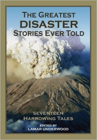 Book: The Greatest Disaster Stories Ever Told (2002)