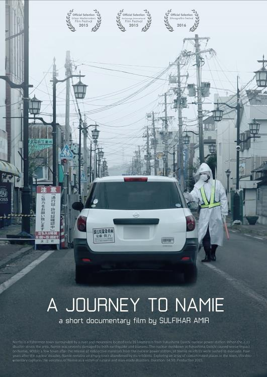 "Teaching Module: ""A Journey To Namie"" (2015) documentary film"