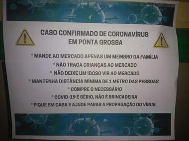 COVID-19 Diary Project: Ponta Grossa, Brazil (1) | Lucas Erichsen