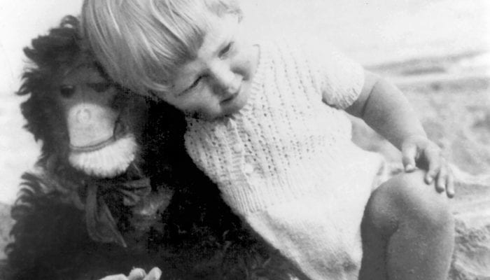 Childhood Experiences And Family Influence Jane Goodall