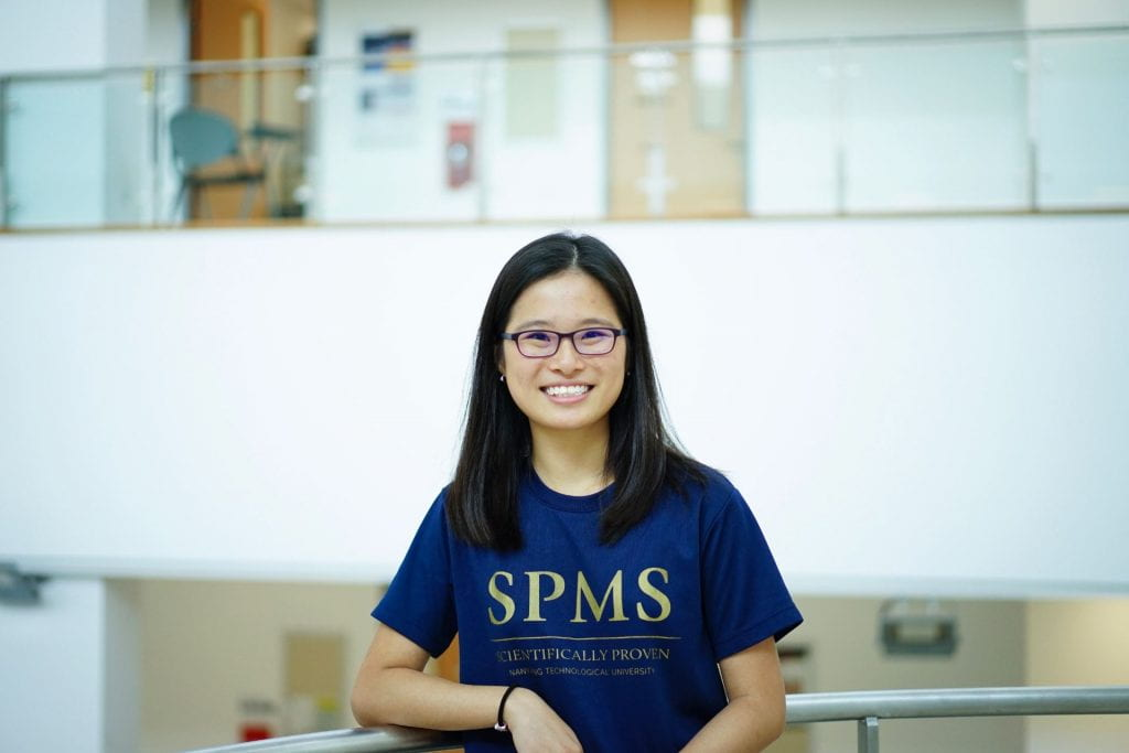 Meet this young Chemistry whiz doing NTU proud