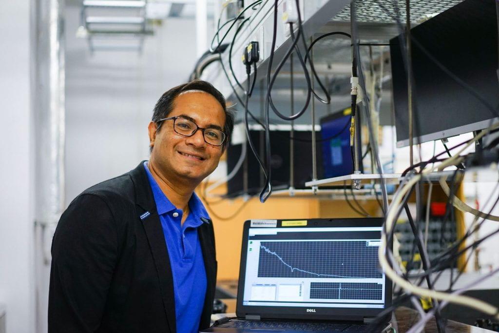 NTU Physics professor Ranjan Singh elected Fellow of the Optical Society