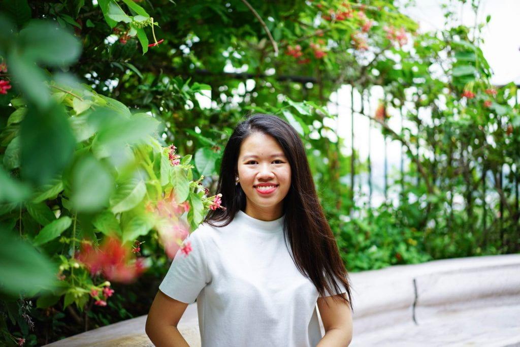 NTU Maths student Jamie Yeng's experience at the University Scholars Leadership Symposium