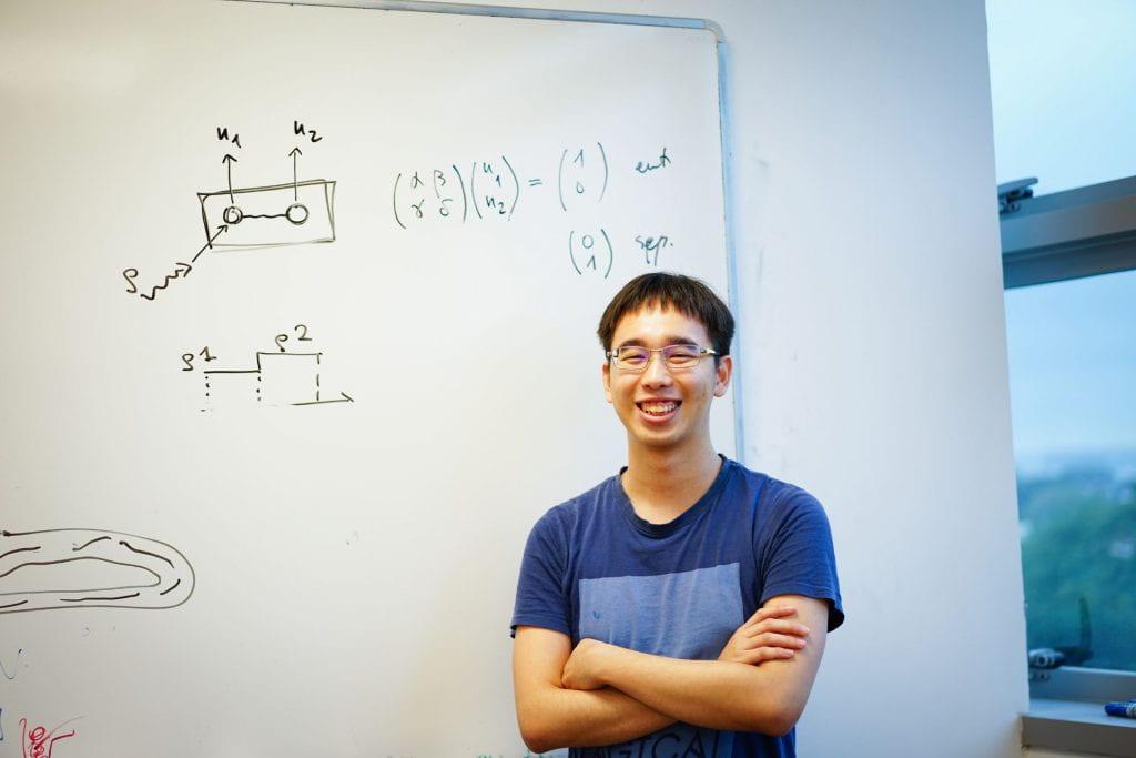 NTU Physics undergrad Kon Wen Yu clinches Global Winner spot at Undergraduate Awards