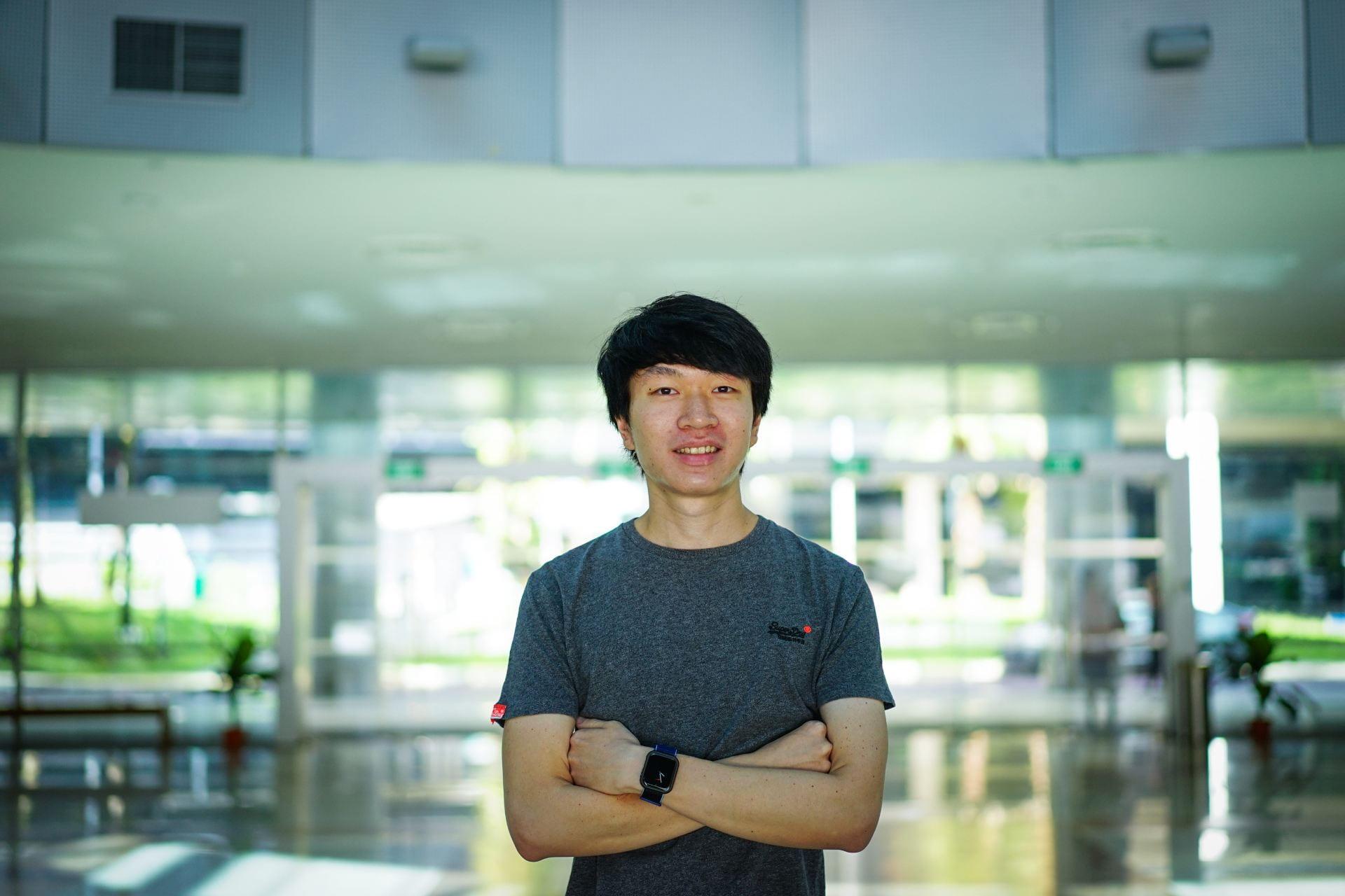 Expanding Horizons Beyond the Red Dot (Part 3): Samuel in Kobe, Japan