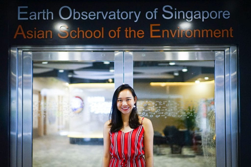 Expanding Horizons Beyond the Red Dot (Part 4): Student Leader Ying Xuan