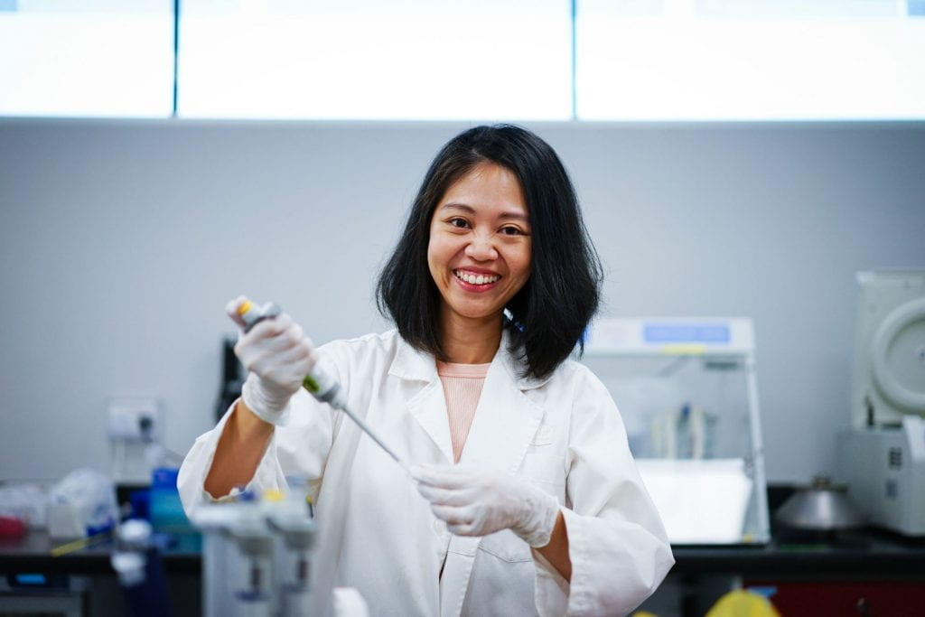 Making a Mark for Women in Science (Part 3): Paleotempestologist Yap Wenshu