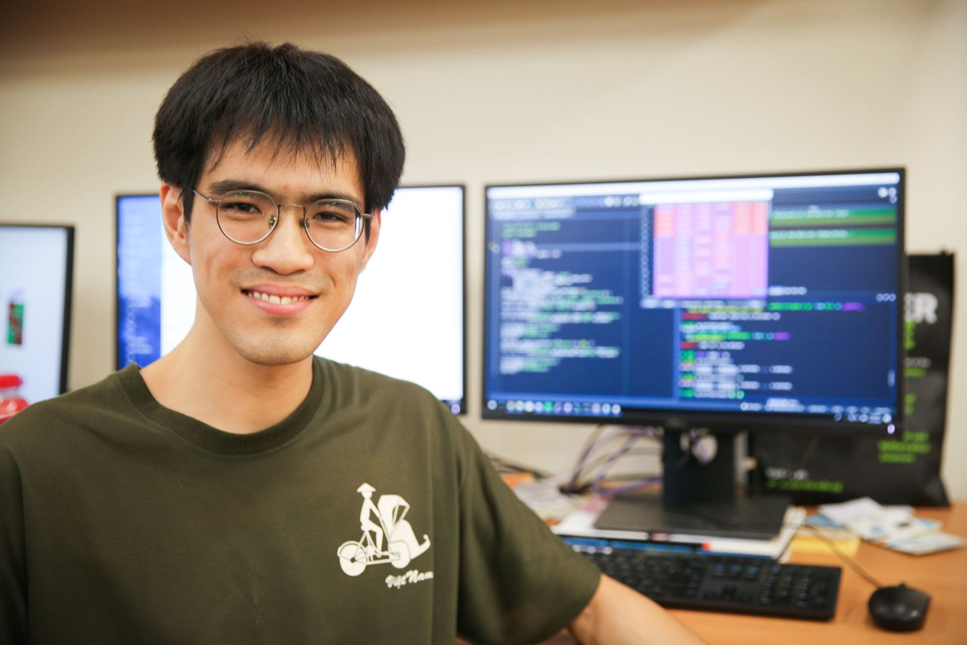Jonathan Ng – Budding Data Scientist in Biotechnology