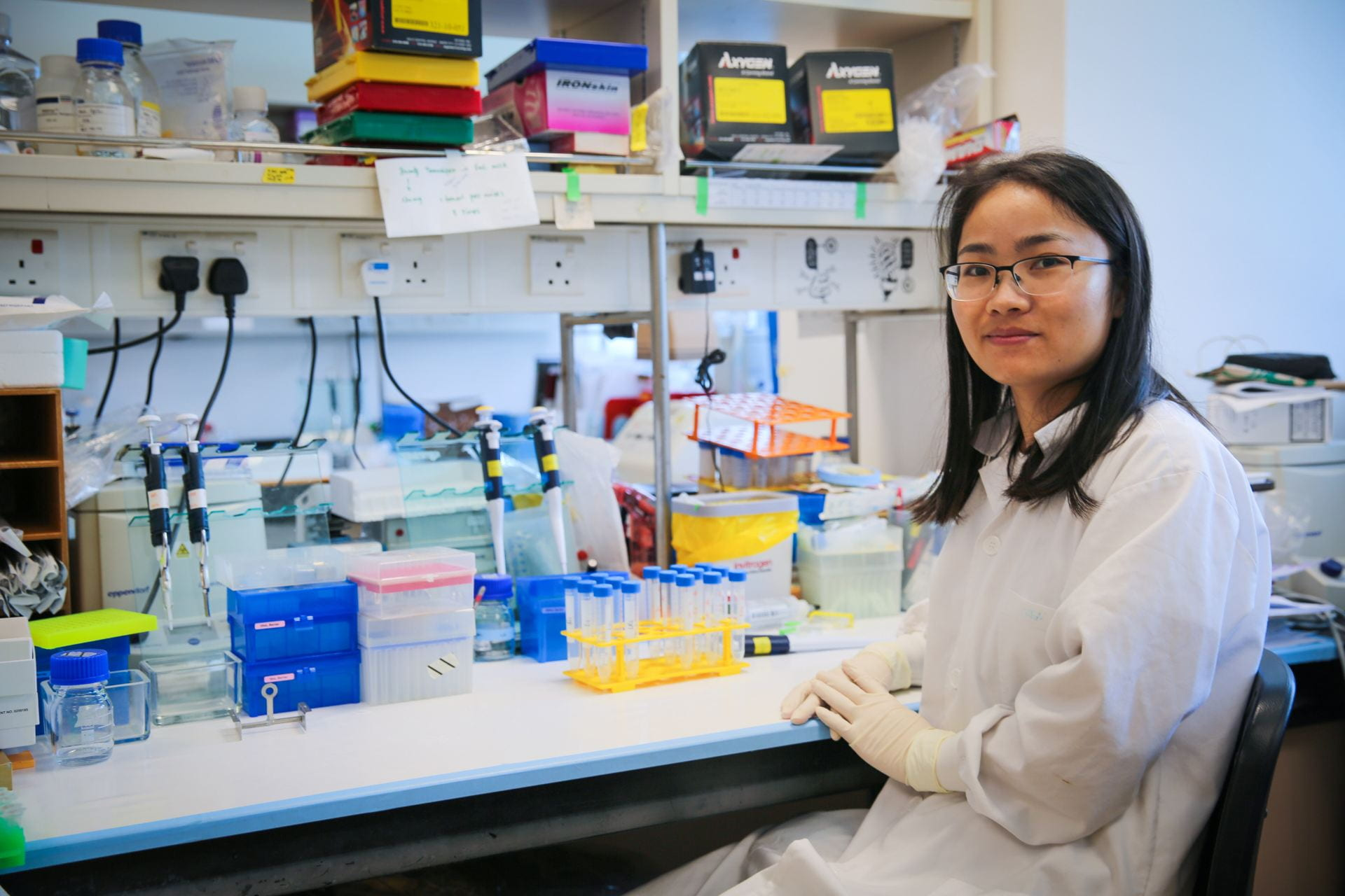 Making a Mark for Women in Science (Part 4): Chen Qi, Immunology Scientist