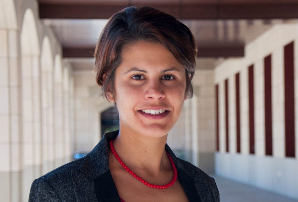 New NRF Fellow Asst Prof Perrine Hamel uses nature to design sustainable cities