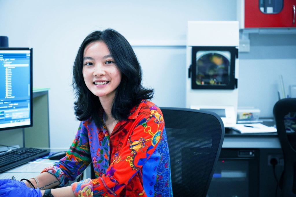 They PhDid It! (Part 1): Dr Weiran Li is turning her interest in volcanoes into a career