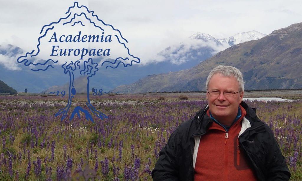 David Wardle elected new member of Academia Europaea