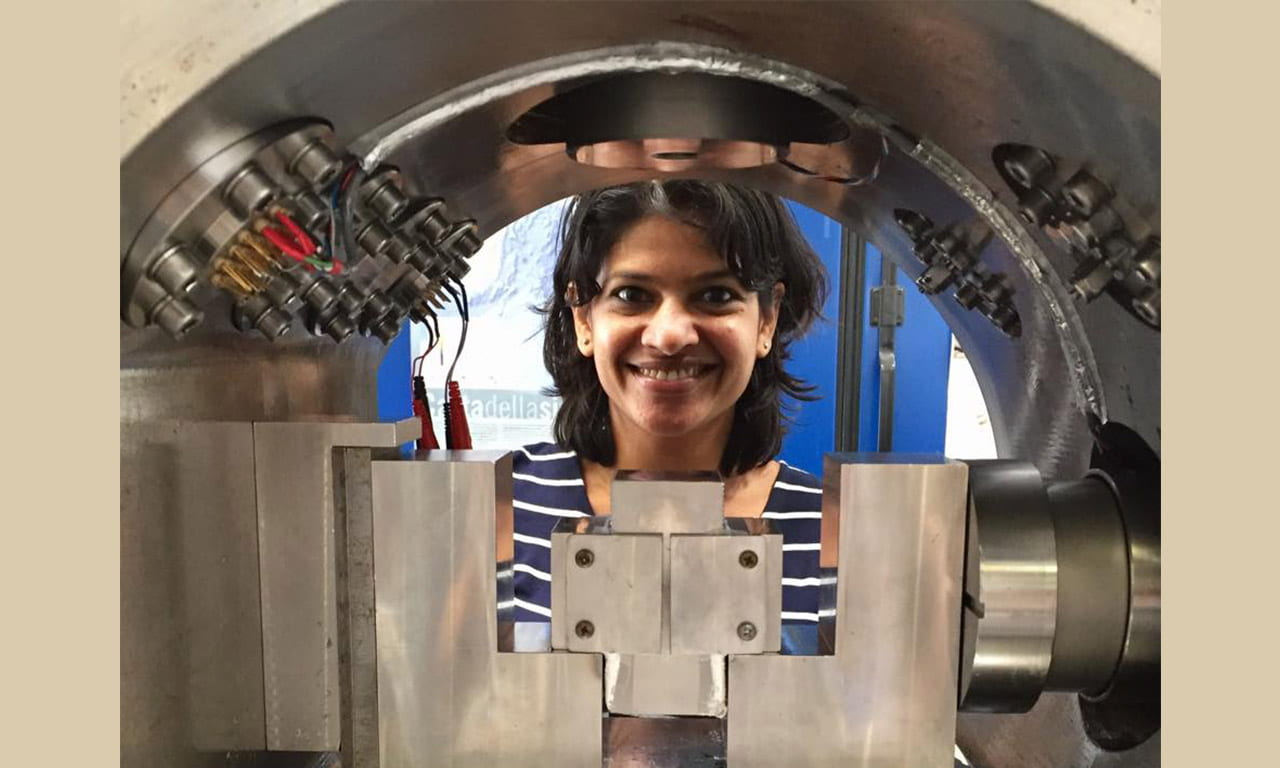 Graduate College Research Excellence Award to Dr Deepa Mele Veedu