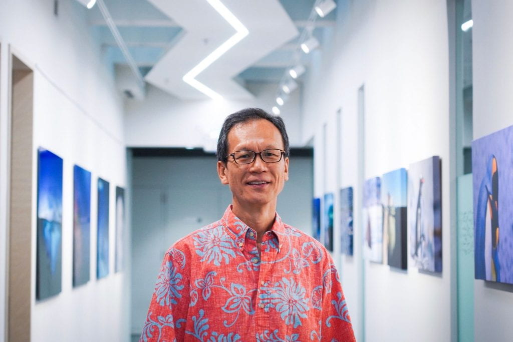 Public Service Medal winner Dr Shawn Lum's views on water & nature issues