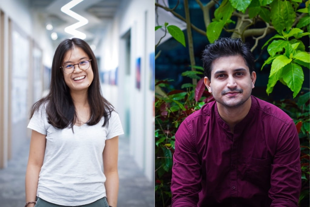 Congratulations to CoS PhD Students on Placing in the Top 3 of the 2020 Three Minute Thesis NTU Finale!