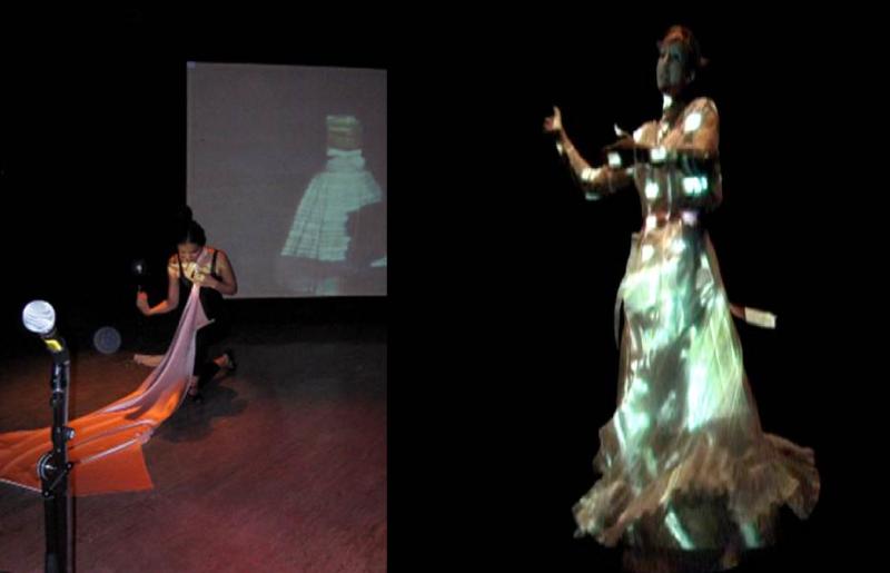 Telematic Dress