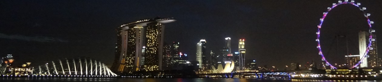 Innovative Urban Parks in Singapore