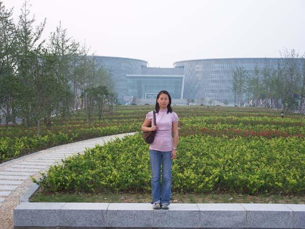 Shiyan at Nanjing U.