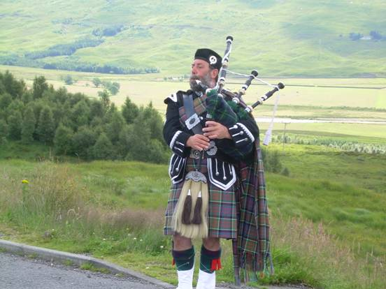 Scottish Bagpipe