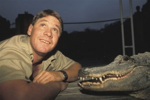 File Photo - Crocodile Hunter Steve Irwin