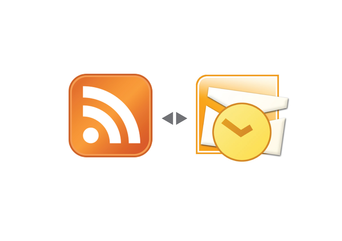 How to read RSS feeds using Outlook 2010? [via Blogmines.com]