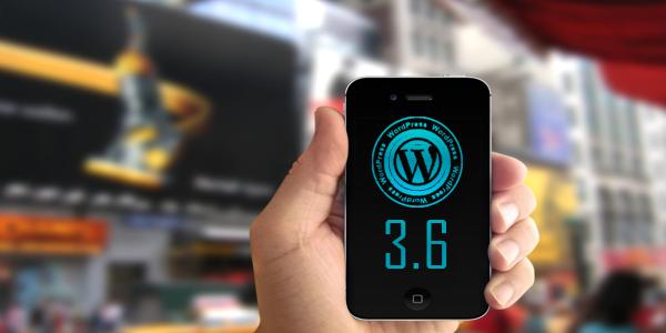 "Introducing WordPress 3.6 ""Oscar"""