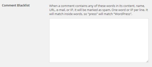 Comment_Blacklist