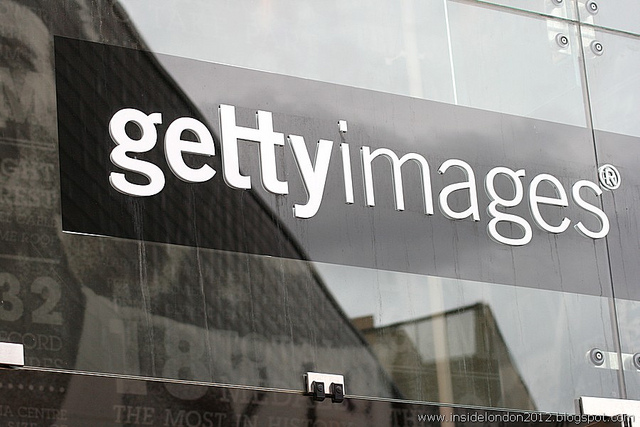 Using Embeddable Getty Images