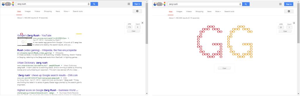 GoogleZergRush