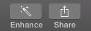 imovie enhance