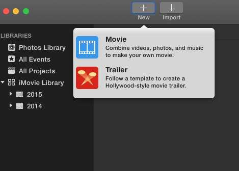 imovie_create movie