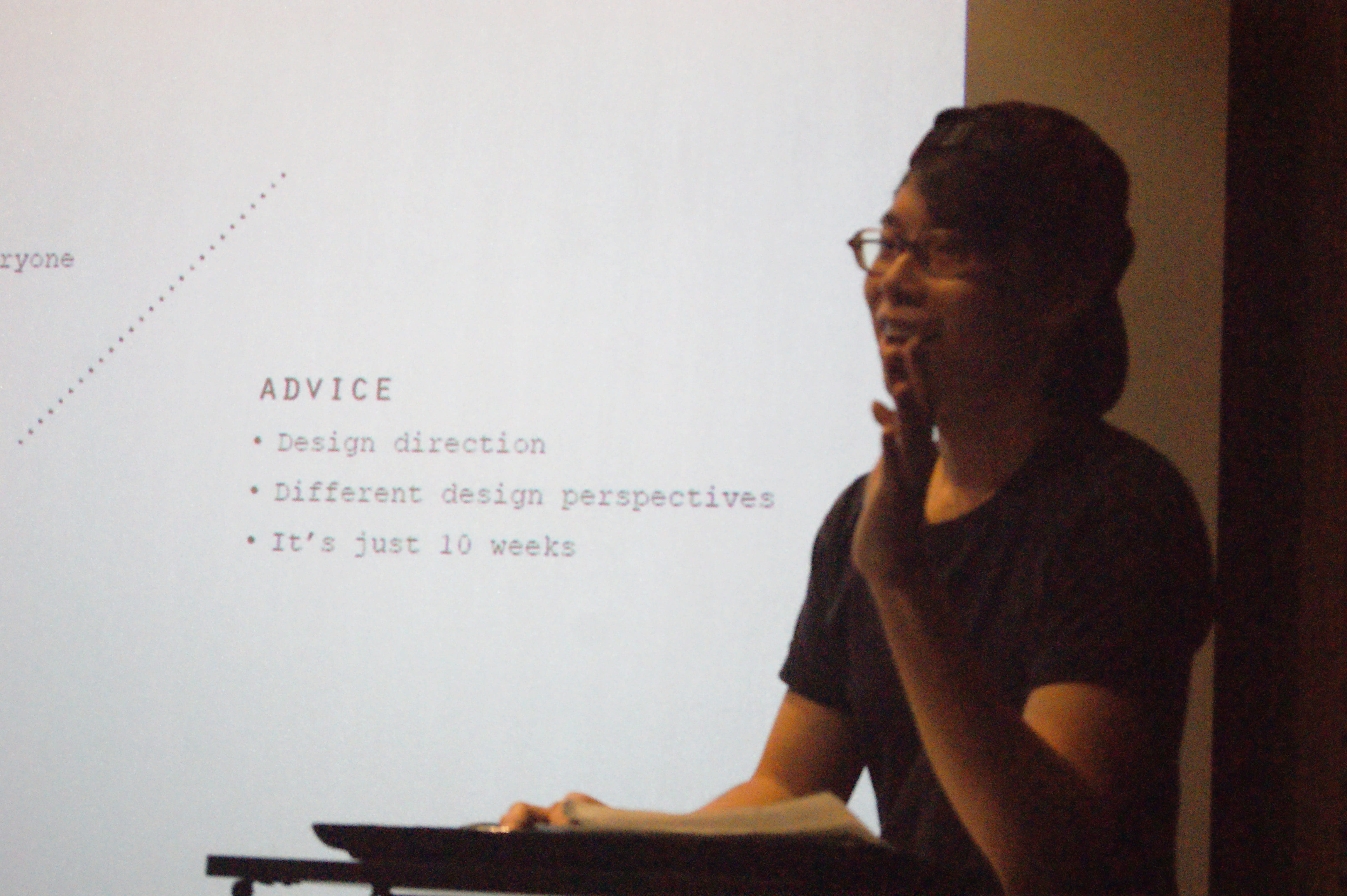 The self-source internship route: Presentation by Cheong Tong Pei