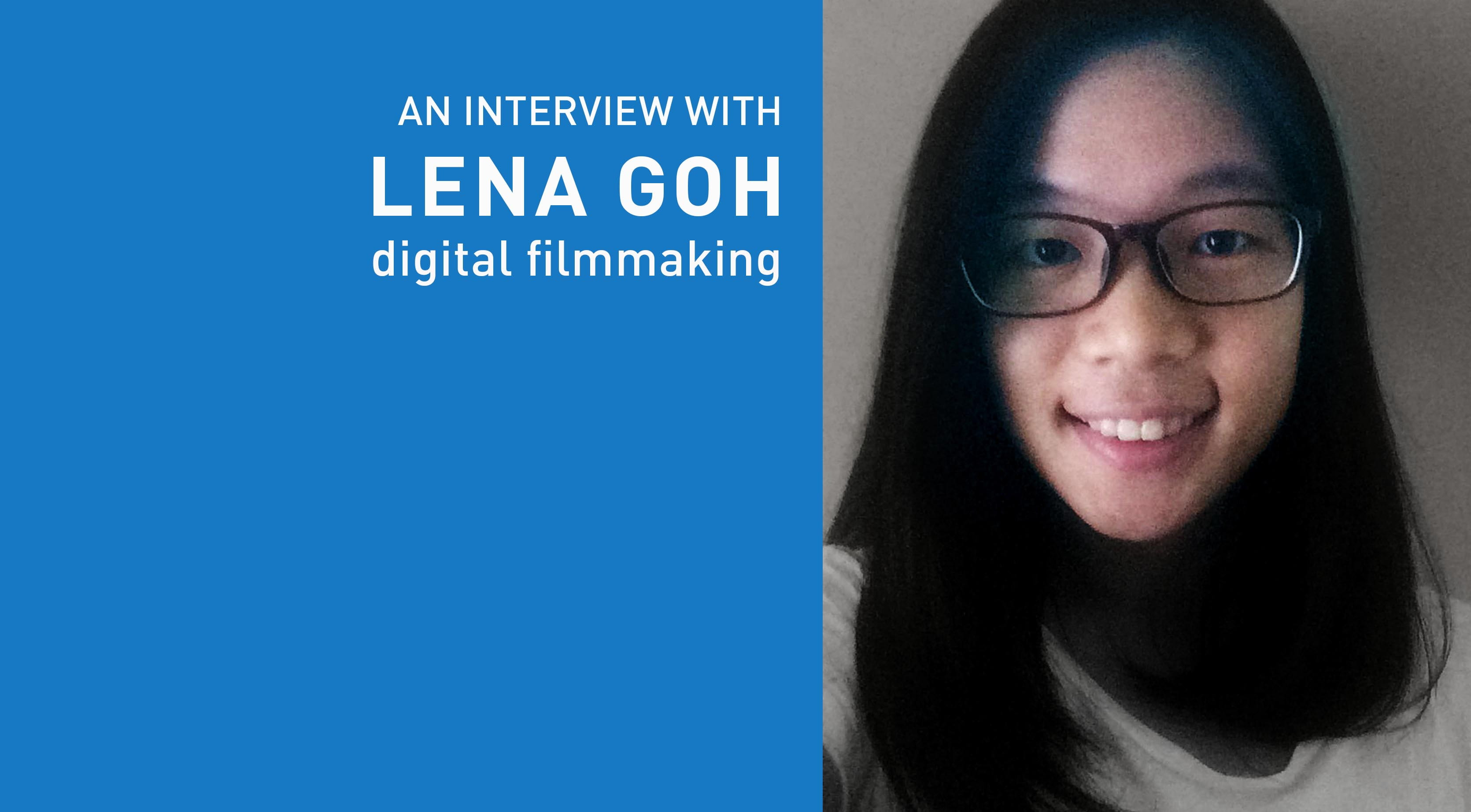 UPCOMING SHOW-AND-TELL WITH LENA GOH