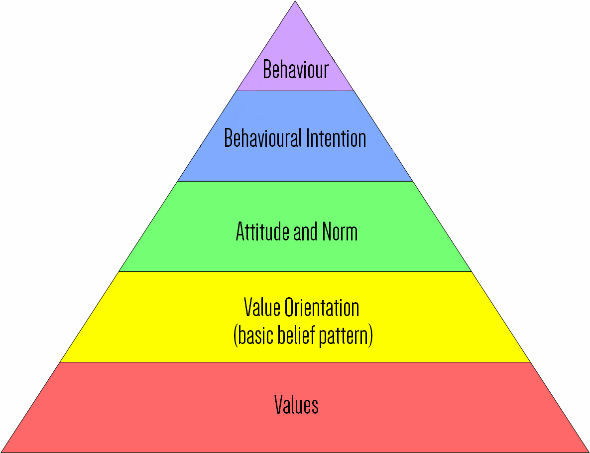 hierarchy of needs and behaviorist theories